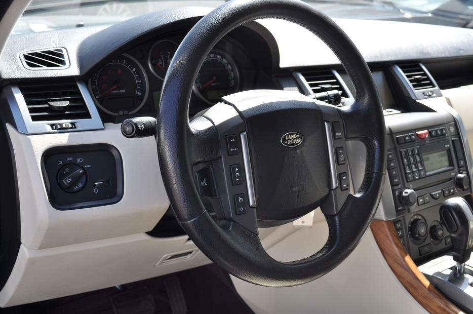 2006 Range Rover Sport Supercharged No Accidents On