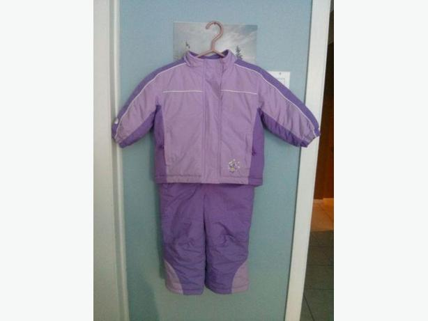 Girl Size 2 Snowsuit