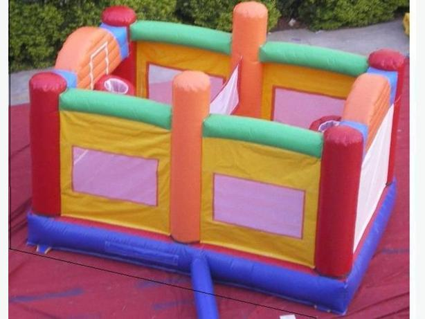 Inflatable Sportsplex Bouncer - 4 Hour Rental!