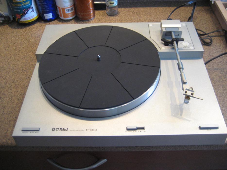 Yamaha Turntable Needle