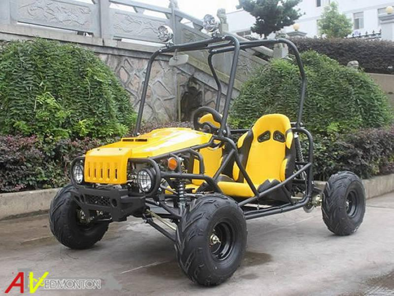 110 cc atv dirt bike dune buggy scooter other south for Go kart montreal exterieur