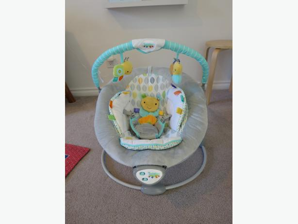 Taggies Vibrating Baby Chair Victoria City Victoria