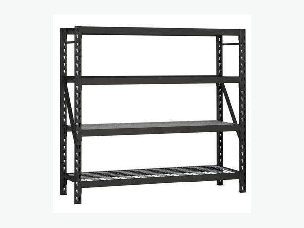 Husky Industrial Strength Welded Storage Rack With Wire