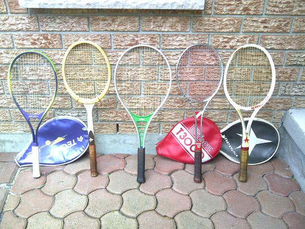 Quality Adult and Child Tennis Raquets