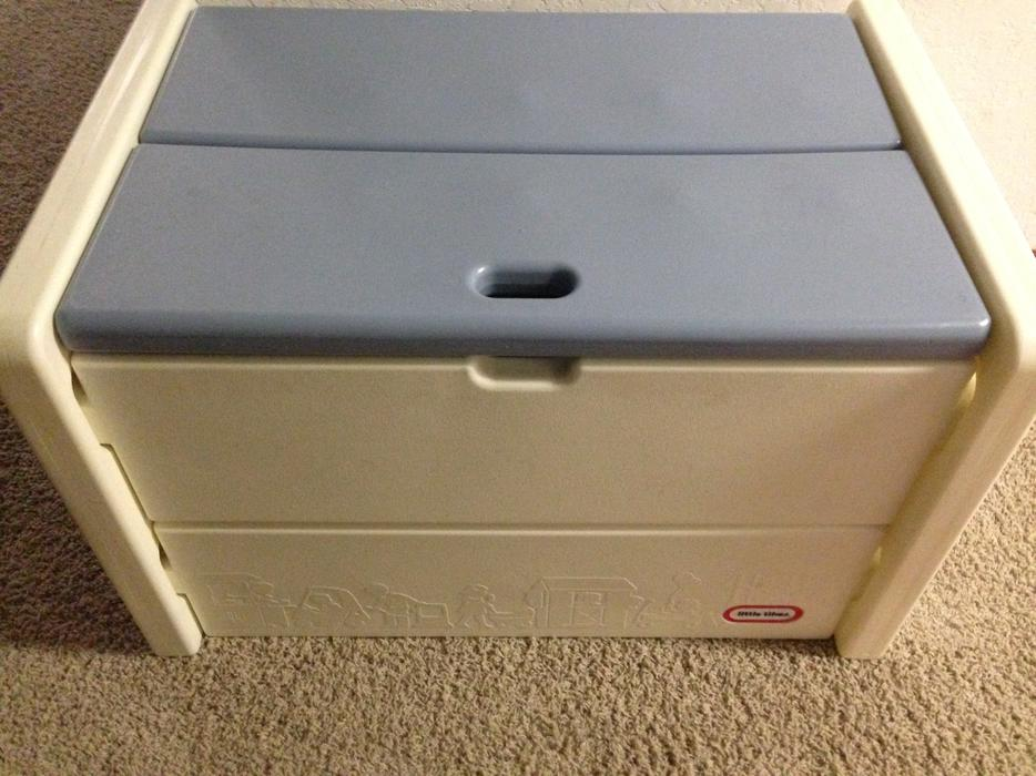 Little Tikes Football Toy Box Lid Hamper Tailgate Party Cooler Ice Chest VTG. $ Top Rated Plus. Sellers with highest buyer ratings; Returns, money back From Canada. or Best Offer +$ shipping. Little Tikes Play Pretend Kids Cook 'n Play Outdoor BBQ Grill Toy Set (Open Box) **ITEM IS LIKE NEW** Brand New.