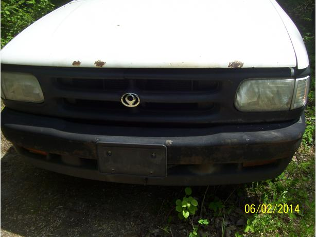 Ford Ranger Mazda B2300 front grill hood headlights