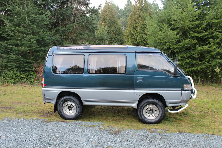 1991 Mitsubishi Delica Starwagon Exceed 5000 Obo