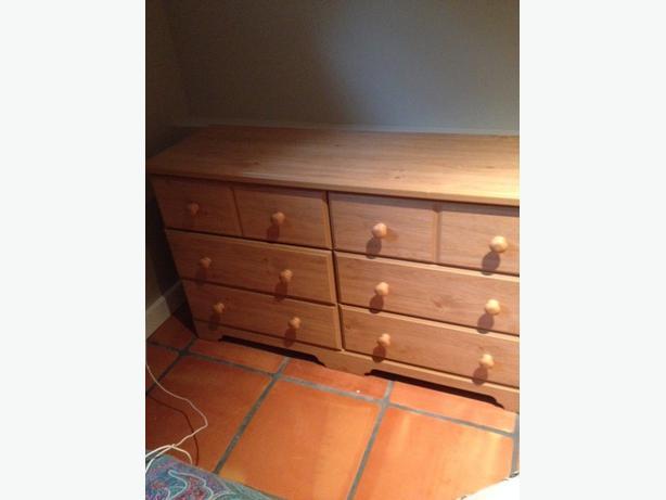 6 drawer dresser central nanaimo nanaimo for 12 inch depth dresser