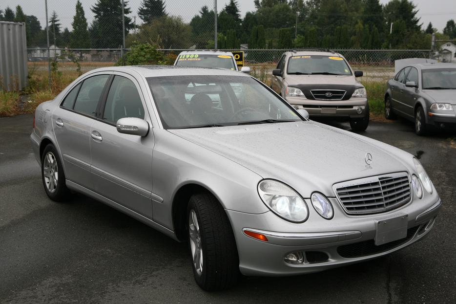 2003 mercedes benz e320 local fully loaded excellent for Mercedes benz bay ridge