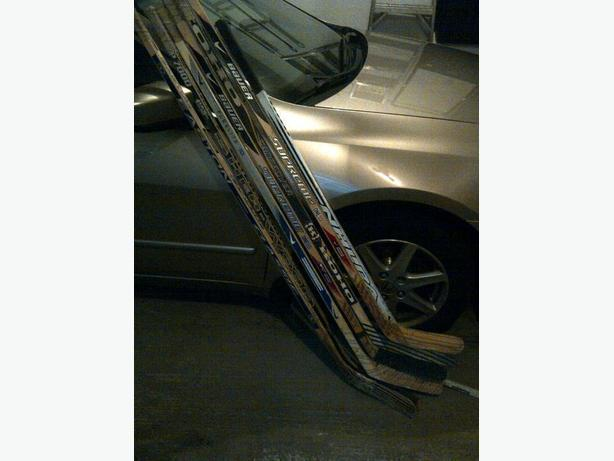 Street Hockey Sticks