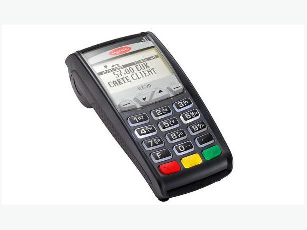 Debit Credit Machine Visa MC Interac Smart Card Terminal $395.00 1-888-219-6362