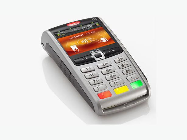 Wireless Debit Credit Card Machine Mobile Terminal - $795.00 1-888-219-6362