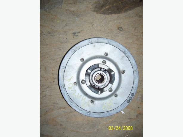 Yamaha Phazer Venture secondary clutch driven pulley