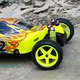 New RC Buggy / Car  Nitro Gas, 1/10 Scale 2.4G 4WD