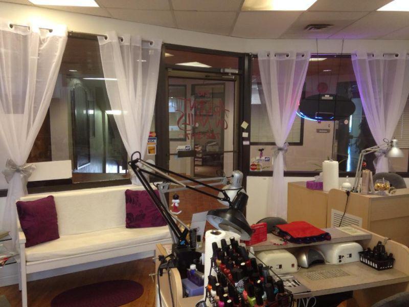 Nail salon esthetics vancouver city vancouver for 24 hour nail salon atlanta
