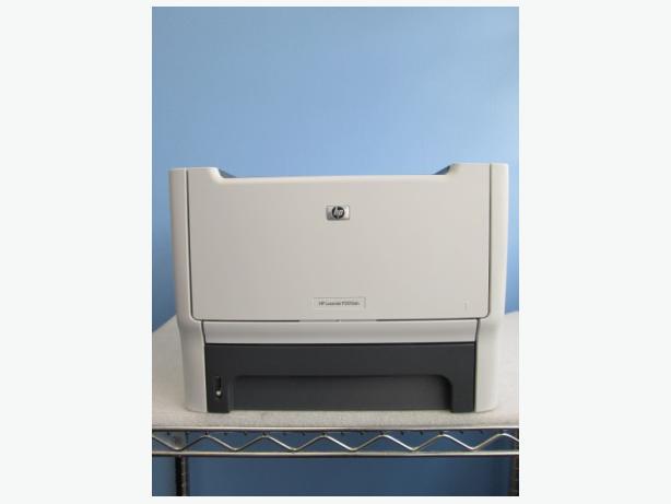 hp laserjet p2015dn monochrome laser printer cb368a toronto city toronto. Black Bedroom Furniture Sets. Home Design Ideas
