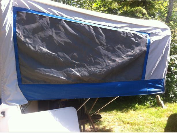 1993 Explorer Tent Trailer Outside Comox Valley Courtenay