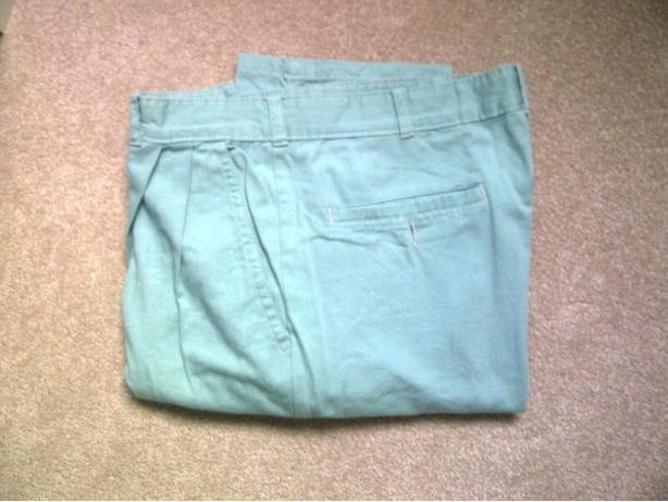 Men's Teal Colour Pants