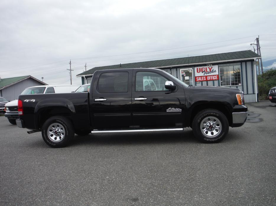 2011 Gmc Sierra Nevada Edition 1500 Crew Cab 4x4 Outside