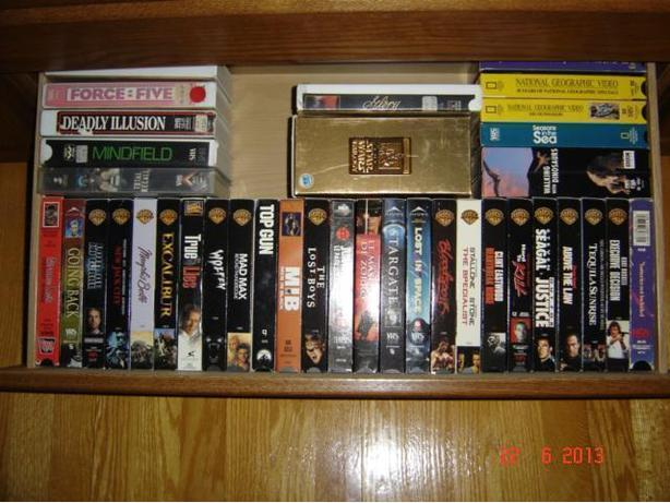 Collectibles VHS Collection [Adolescent+]