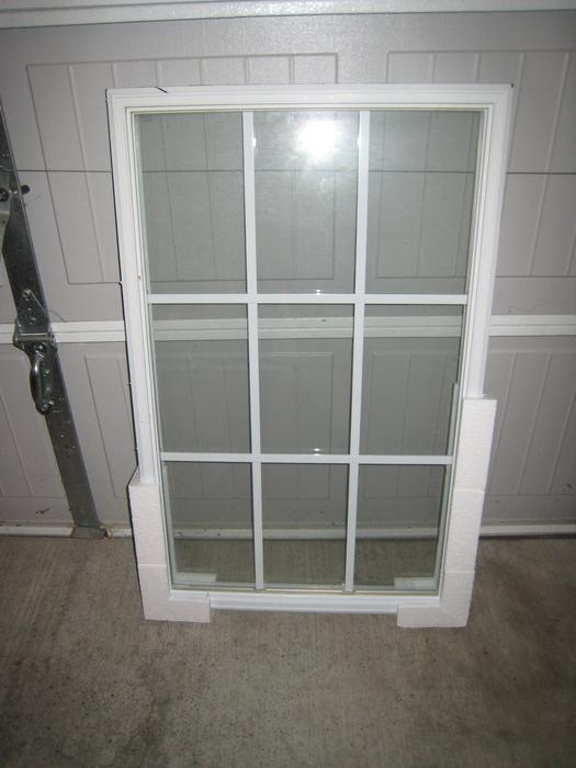 Double Pain Window : Double pain window for entrance door stittsville gatineau