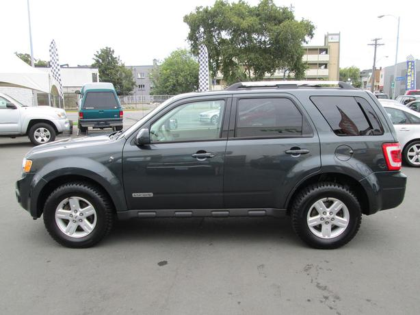 2008 ford escape hybrid no accidents local vehicle on sale victoria city victoria. Black Bedroom Furniture Sets. Home Design Ideas