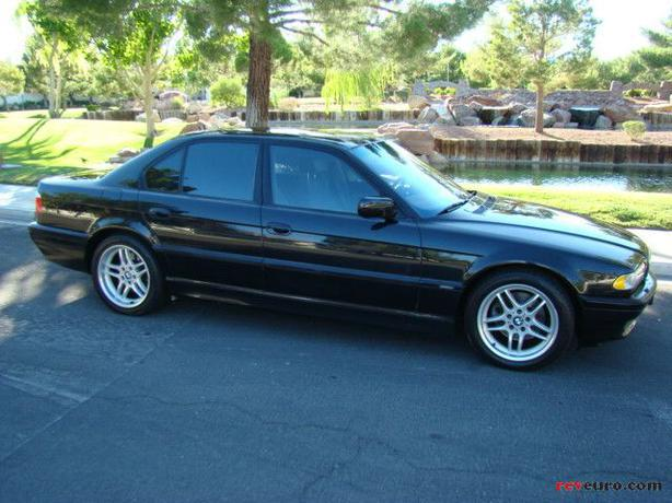 1999 bmw 740i sport e38 six speed manual north nanaimo nanaimo. Black Bedroom Furniture Sets. Home Design Ideas
