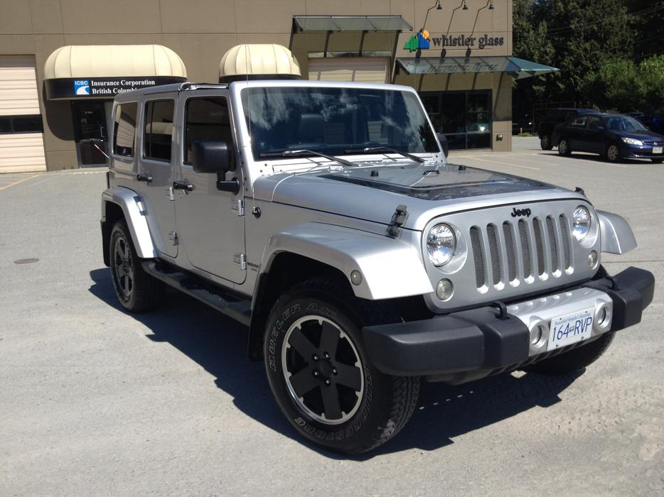 Reduced 2012 Jeep Wrangler Unlimited Altitude Edition 4x4