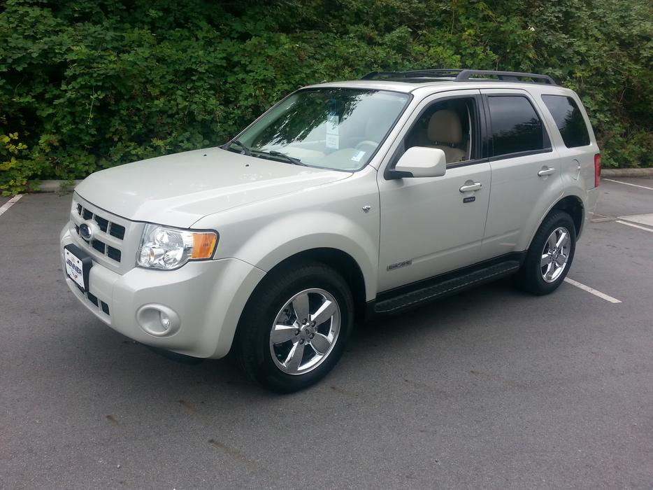 2008 Ford Escape Xlt 4x4 Leather Sunroof Low Kms West