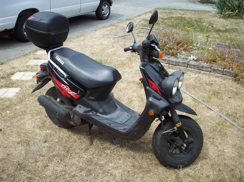 Yamaha Scooters Winnipeg