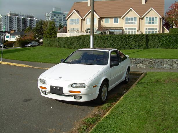 1991 Nissan Nx 2000 5speed T Top Fun And Easy On