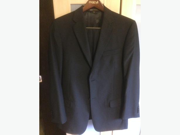 bcbg mens slim fit suit saanich