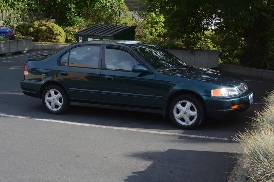 1998 Acura El Victoria City Victoria