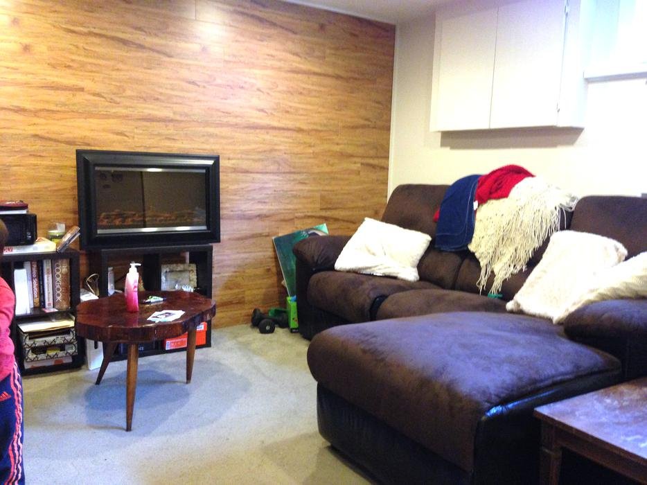 1 Bedroom Great Location Basement Apartment For Rent Available April 1 Victoria City