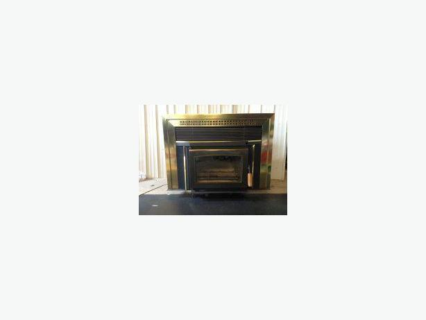 air tight fireplace insert