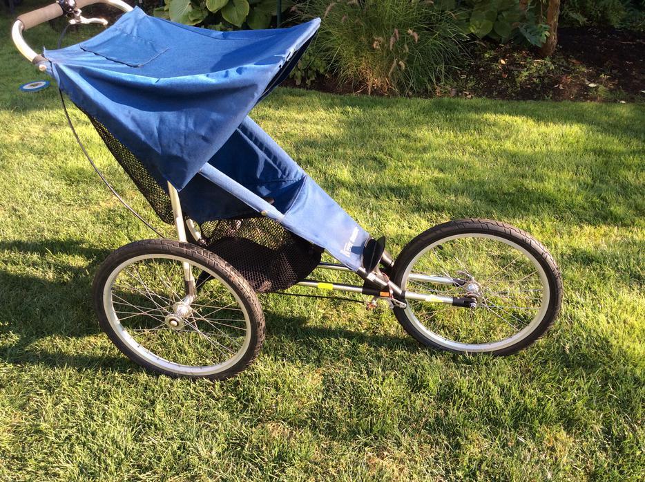 Baby Jogger Alloy Manual