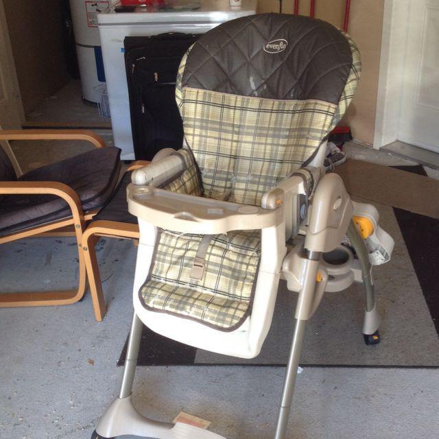 Groovy 19 Lovely Evenflo Easy Fold High Chair Creativecarmelina Interior Chair Design Creativecarmelinacom