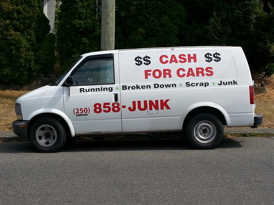 Best Cash For Cars Calgary