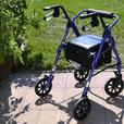 "Light Weight ""Compact Folding Series"" Hugo Rollator Walker For Sale"