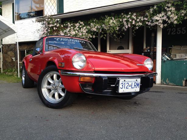 Triumph Sports Cars For Sale Ontario