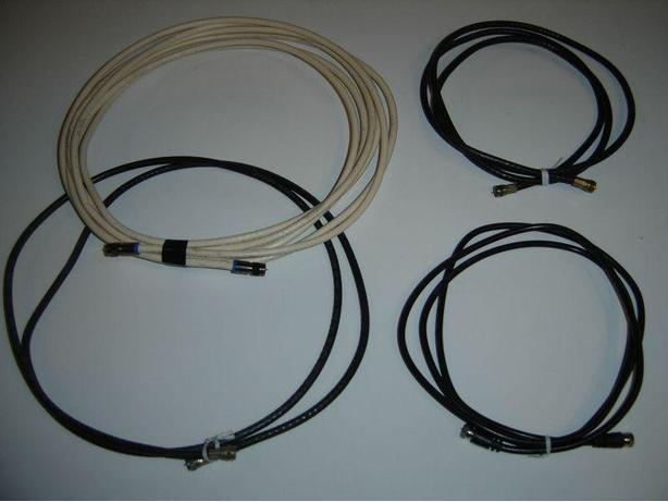 Coaxial TV Cables
