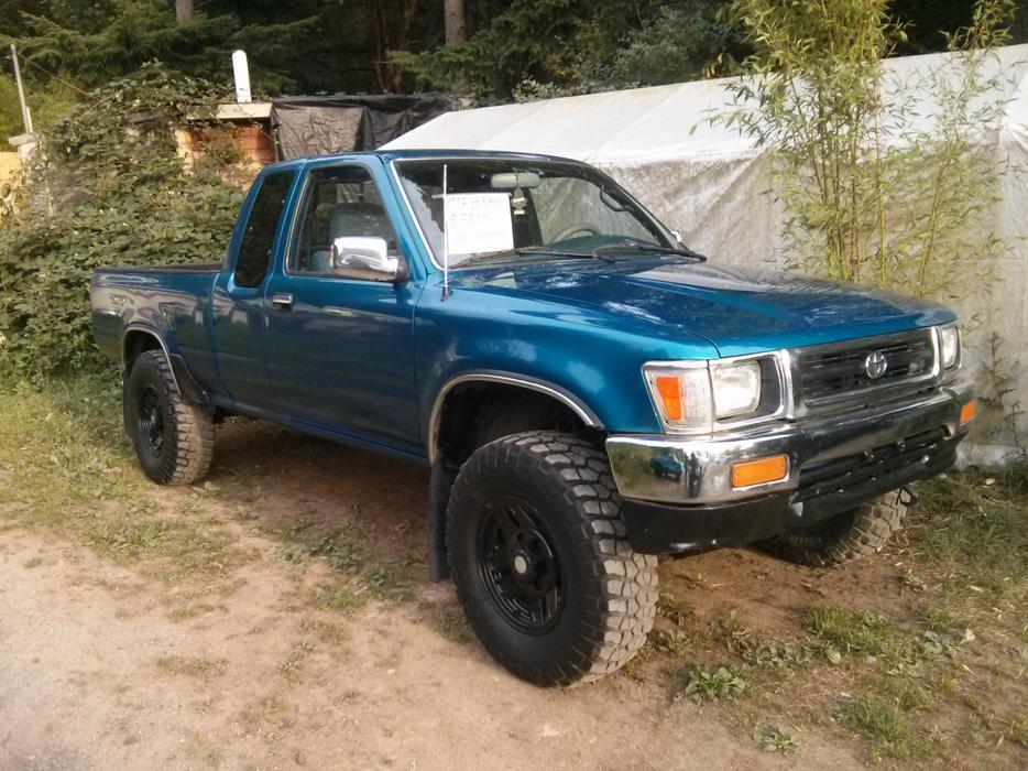 1993 Toyota Sr5 4x4 Extended Cab Pickup Central Saanich