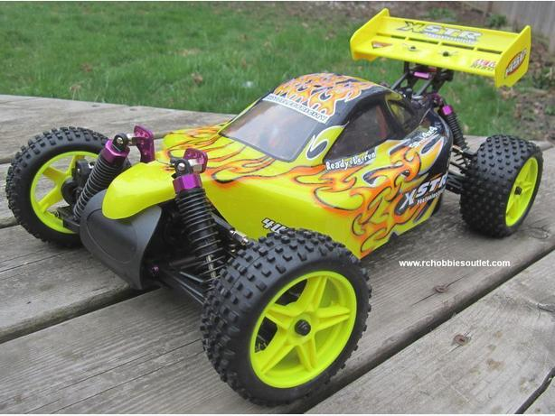 New RC Buggy Electric 1/10 Scale HSP XSTR 4WD
