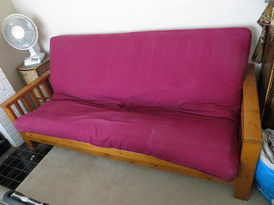 Matching Futon Couch And Loveseat Saanich Victoria Mobile
