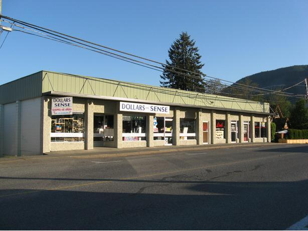 Lake Cowichan Centre Commercial Space 3000 sq ft