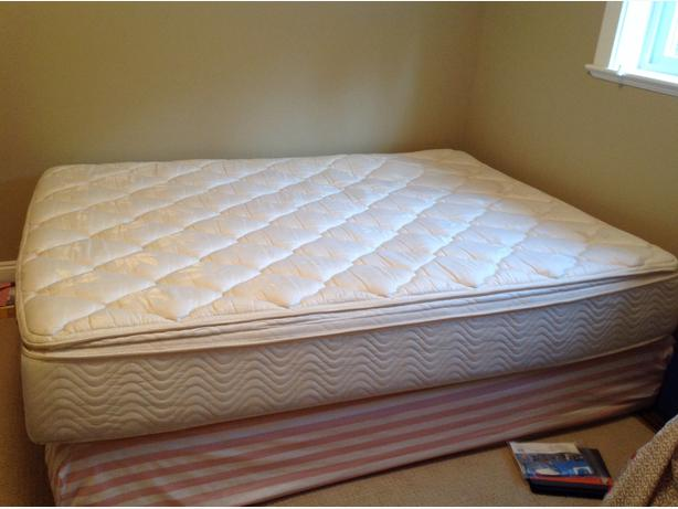 Only One Queen Size Mattress Left For Sale West Shore Langford Colwood Metchosin Highlands
