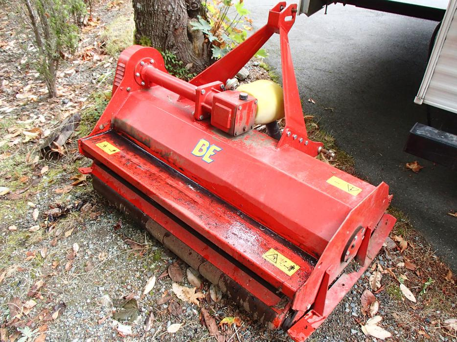 Caroni Flail Mower 73 : Flail mower tl by caroni central saanich victoria