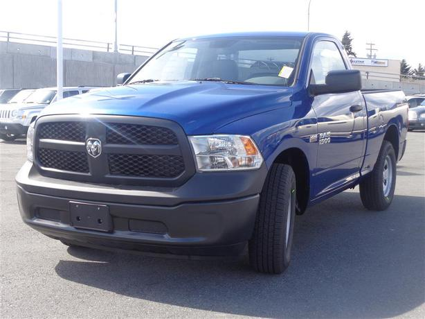 Save 9303 New 2014 Dodge Ram 1500 St Regular Cab Short