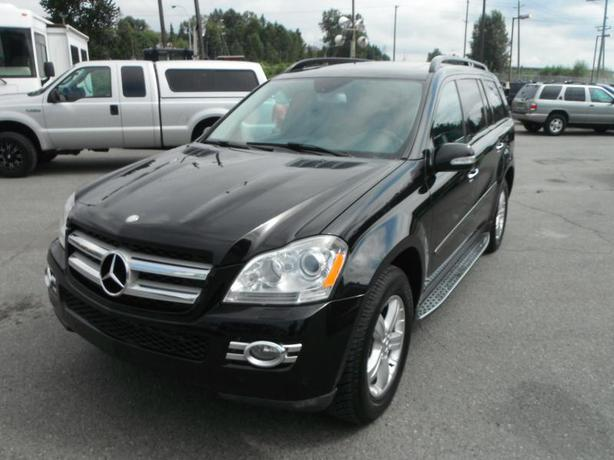 2007 mercedes benz gl class gl450 stk 25080 outside