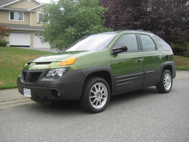 2002 pontiac aztek full loaded fwd 3 4 v6 automtic north. Black Bedroom Furniture Sets. Home Design Ideas